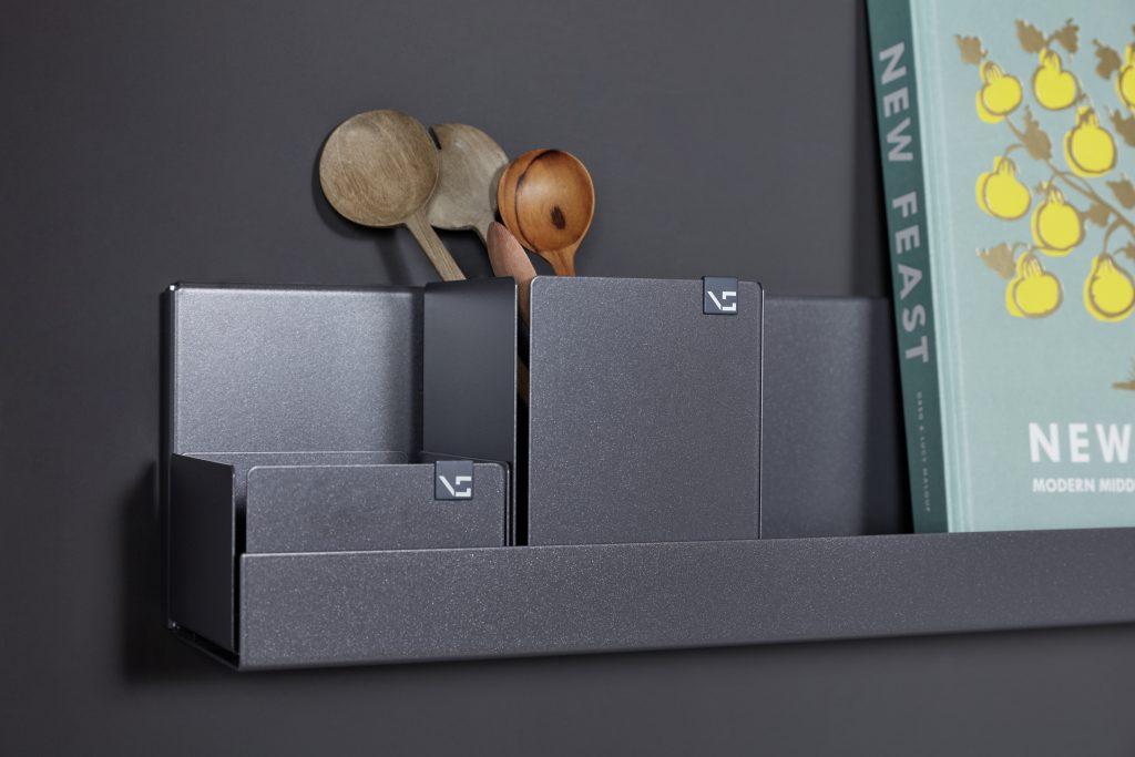 Wall-Mounted Storage