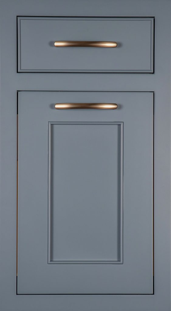 Trending Gray Cabinets