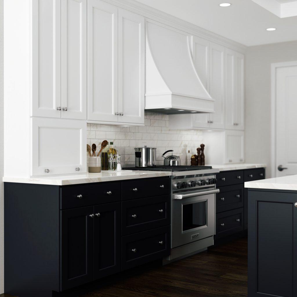 Clean Modern Cabinets