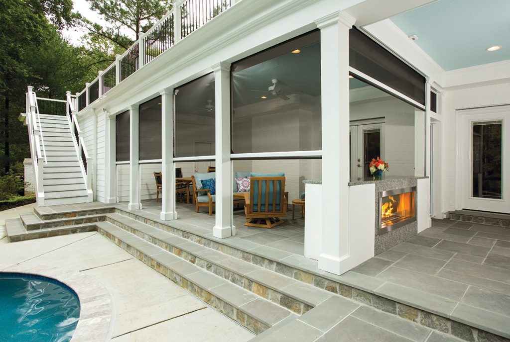 Outdoor Living: Under Cover
