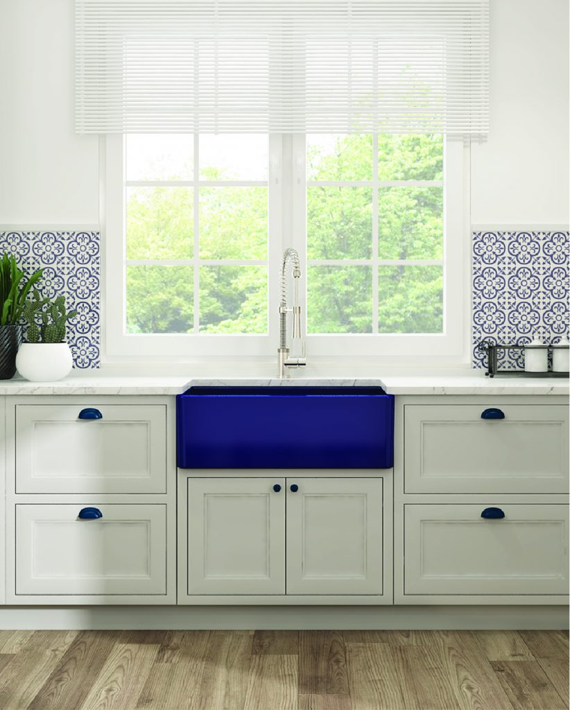 Classic Apron Front Sink