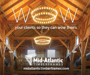 Mid Atlantic Timberframes - RD -Jan 2020 NL ad - 300x250 - MATF-1706_MediaPlan_ResidentialDesign_Rectangle Ad