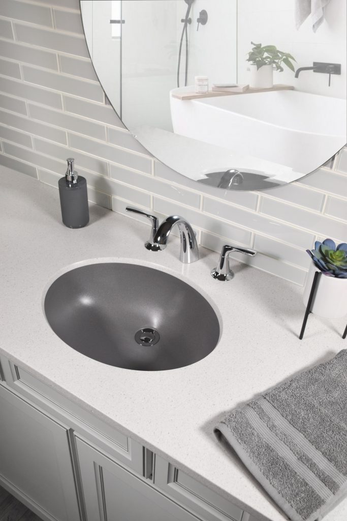 Quartz Composite Bath Sink