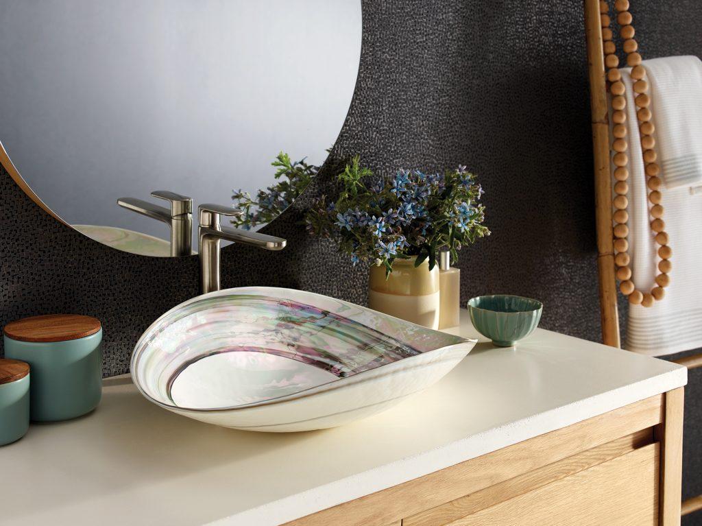 Murano Glass Vessel Sinks