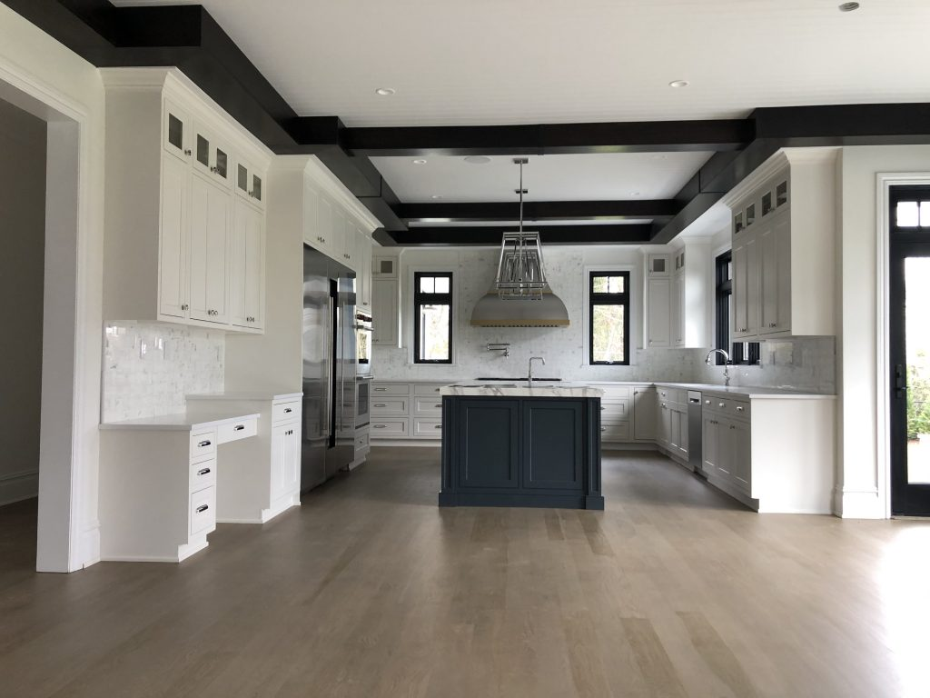 Handcrafted Inset Cabinetry