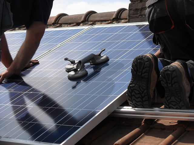 Make sure you get the solar panels that work the best for you