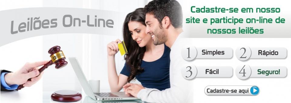 Cadastro On-Line