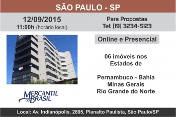 BANCO MERCANTIL DO BRASIL S/A