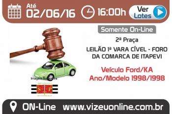 LEIL�O 1� VARA C�VEL - FORO DA COMARCA DE ITAPEVI