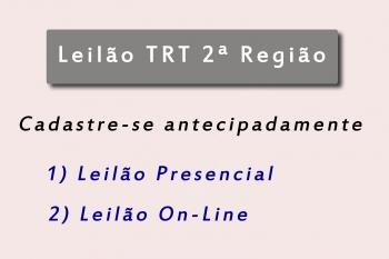 Leil�o Judicial TRT