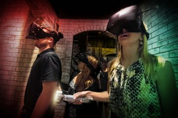 Halloween Horror Nights Virtual Reality