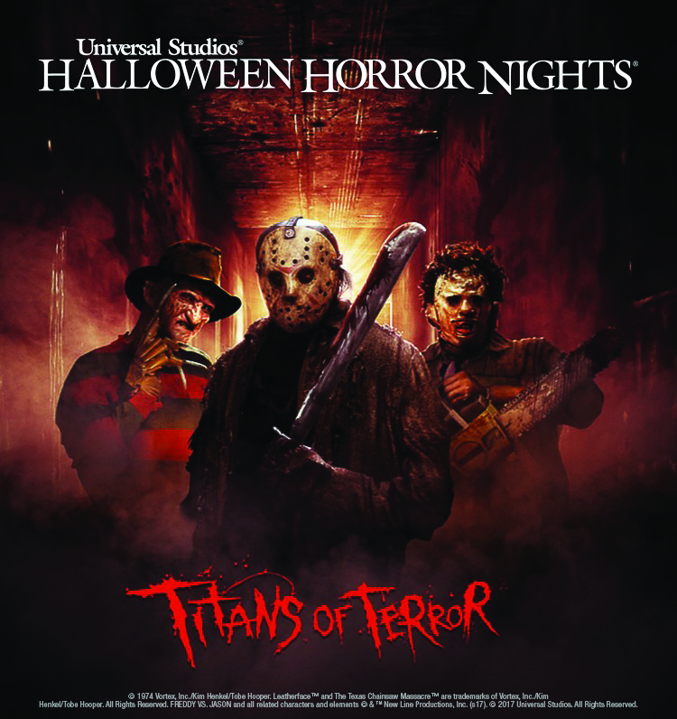 Halloween Horror Nights Hollywood Archives · Social Horror