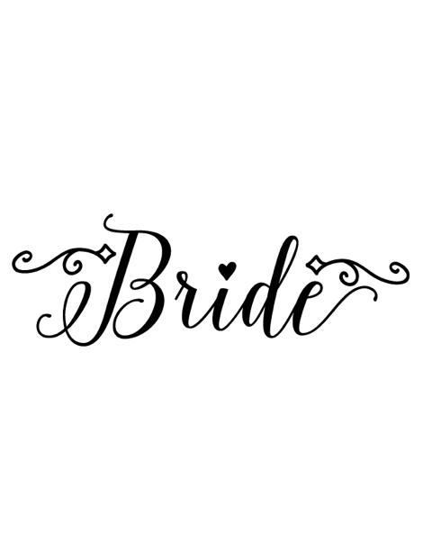 Diy Iron On Glitter Bride Feyonc 233 Wifey Shirts