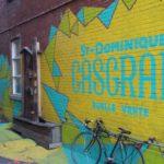 Murale dans un autre quartier de Montréal
