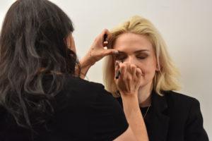 Séance maquillage 'Wonderlush'