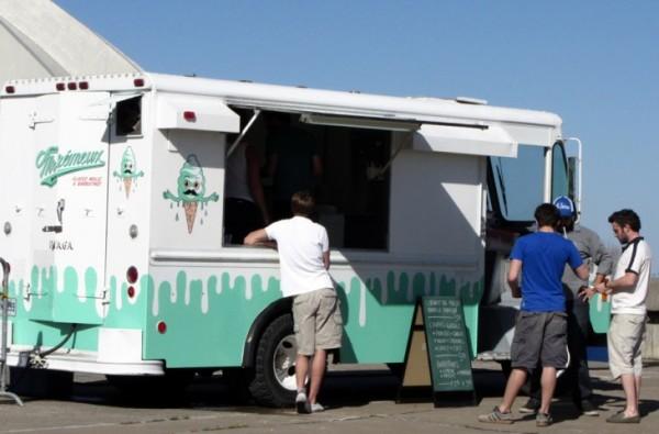 Le Quai Roulant Food Truck Menu