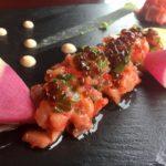 Nihon sushi, saumon et avocat