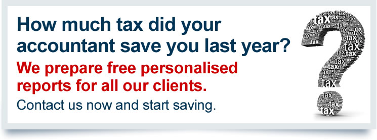 How much tax did your accountant save you last year? b3