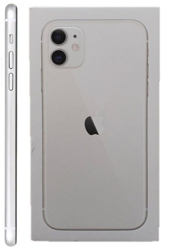 iPhone 11 64GB VZW White | Certified Pre-Owned