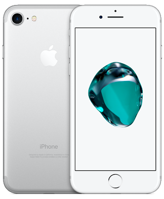 iPhone 7 256GB VZW Silver  A Stock
