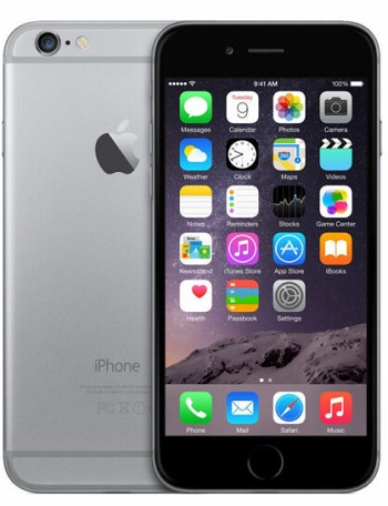 iPhone 6s 128GB VZW Grey A Stock