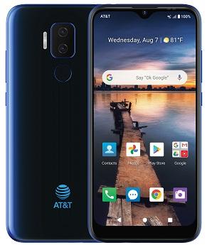 AT&T Maestro Plus | V350u 32GB Blue CPO