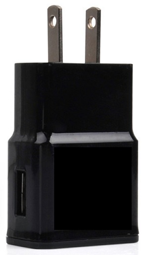 Generic Wall Charger Hub 2.0 mAh - Black