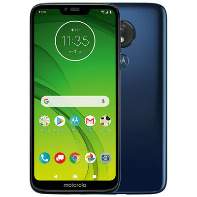 Motorola XT19556 G7 Power 32GB Blue