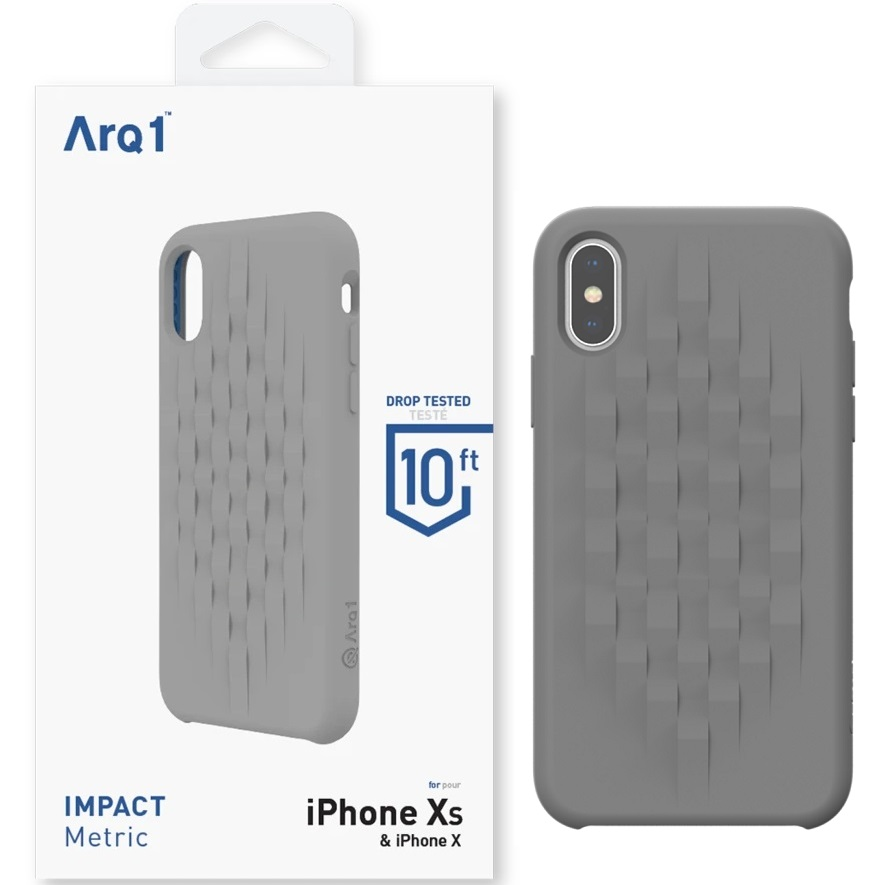 ARQ1 Metric for iPhone X/Xs Case - Grey