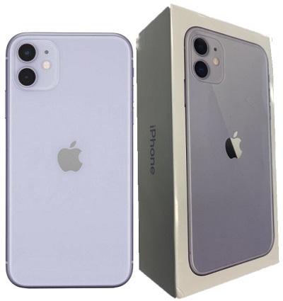 iPhone 11 128GB VZW Purple New