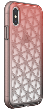 ARQ1 Atrium for iPhone X/Xs Case - RoseGold