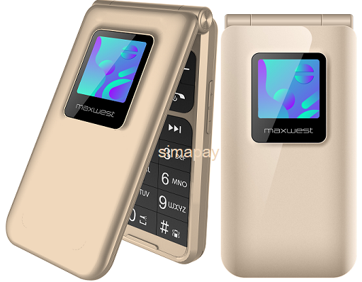 Maxwest Neo Flip LTE Gold New