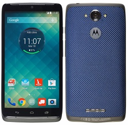 Motorola XT1254 32GB Droid Turbo Blue