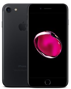 iPhone 7 256GB VZW Black A Stock