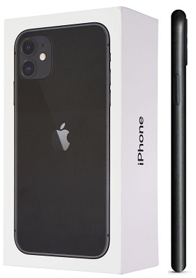 iPhone 11 64GB VZW Black | Certified Pre-Owned
