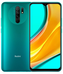 Xiaomi Redmi 9 32GB Green New