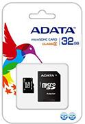 Adata MicroSD 32GB Class4 - New