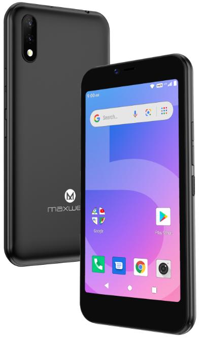 Maxwest Nitro 5P LTE Black New