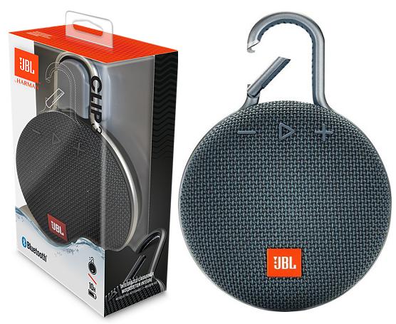 Speaker JBL Clip3 Portable Speaker Blue