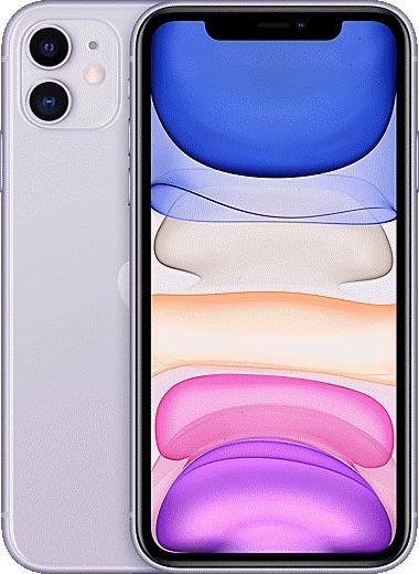 iPhone 11 128GB VZW Purple A Stock