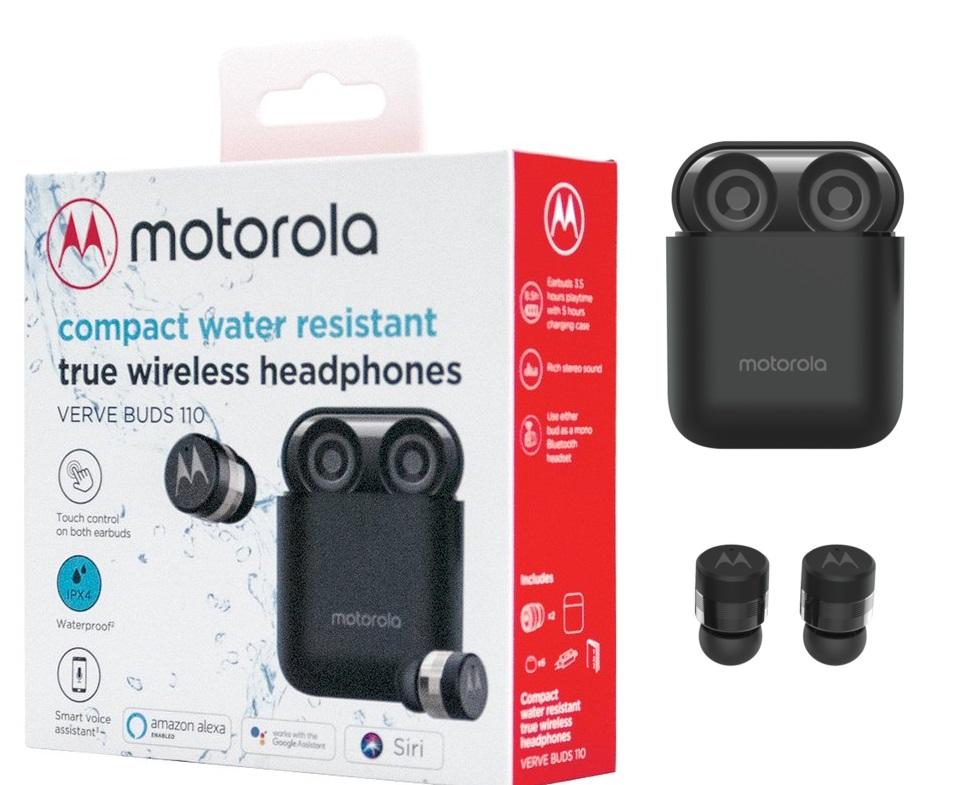 Motorola SH039BK VerveBuds110
