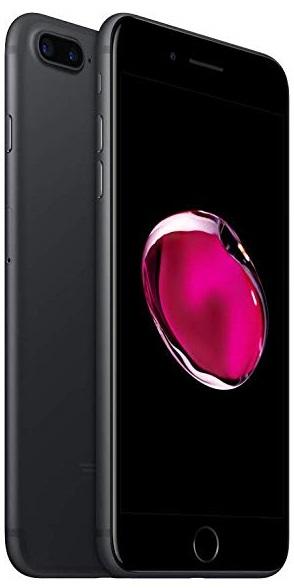 iPhone 7 Plus 256GB VZW Matte Black