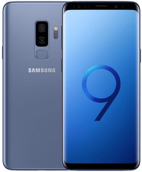Samsung G965u 64gb S9+ Blue