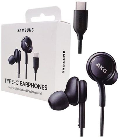 Samsung Note10 Type-C Earphones Tuned by AKG. Retail Package