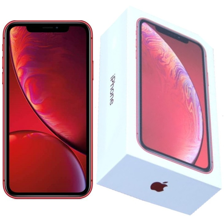 iPhone XR 128GB VZW Red New in OEM Box