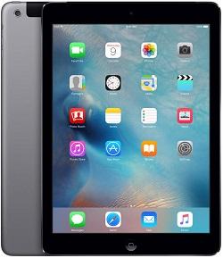 iPad Air A1475 16GB Grey
