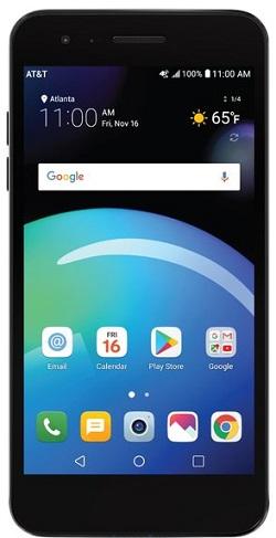 LG X210a 16GB Phoenix 4 Black - New
