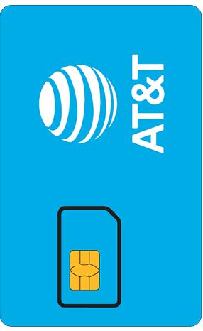 AT&T Prepaid Triple SIM