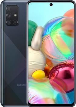 Samsung A71 | A715fds 128GB Black - New