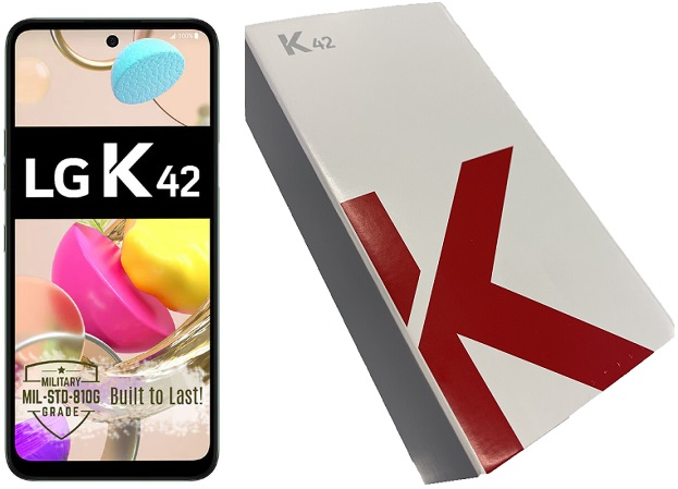 LG K42 | K420hmw 64GB Green New + FREE Case